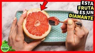 🍊Esta FRUTA es la más poderosa que hay, Regula La Diabetes, Se come el Cáncer, La Anemia en 2 días