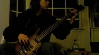 Psycroptic - Epoch Of The Gods bass cover