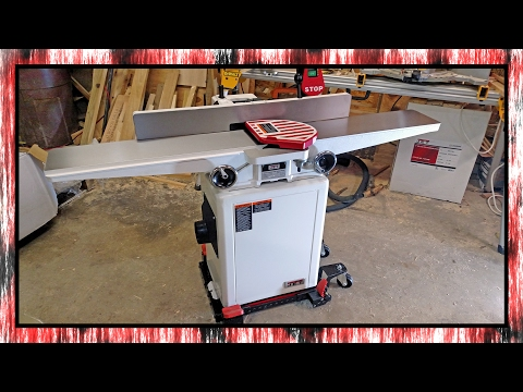 Jet 8 Inch Jointer Jj8cs Doovi