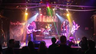 Edge of Paradise Performs at The BFE Rock Club - 10152016