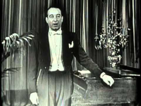 ABBOTT & COSTELLO SHOW - Colgate Comedy Hour - Victor Borge, 1953