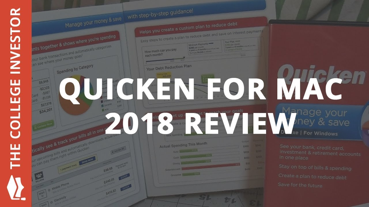 Reviews on quicken for mac 2018