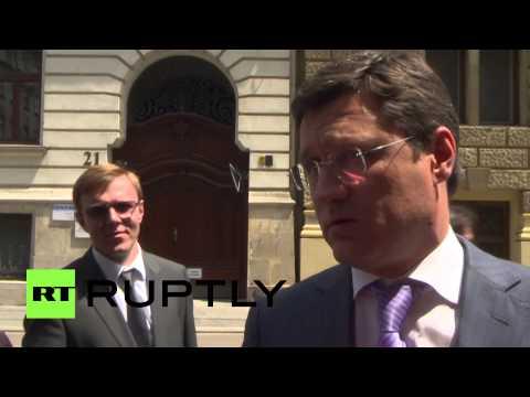 Александр Новак: Россия не будет согласовывать с Украиной размер скидки на газ