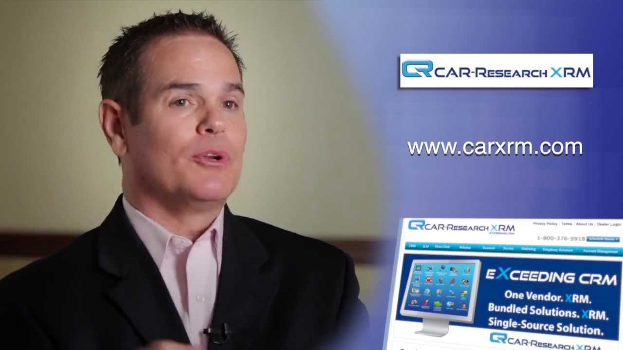 Car Research Xrm >> Patrick Kelly Talks About The Power Of Car Research Xrm