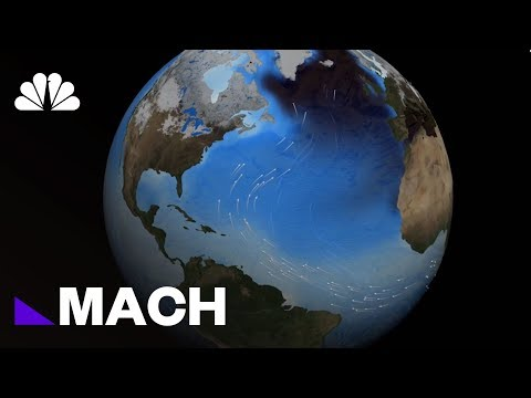 New Studies Show Ocean Currents Are Weakening, Could Lead To More Extreme Climate | Mach | NBC News