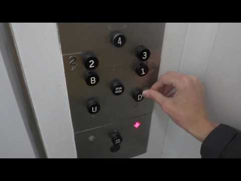 Elevator tour of Providence health Columbia SC