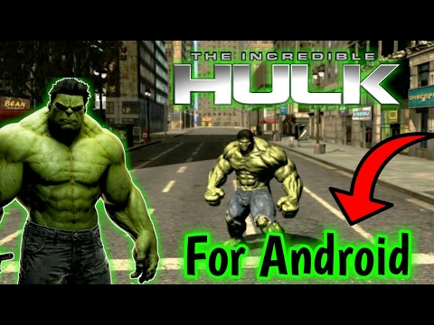 Oyun The Incredible Hulk - GAMEGAPE.COM
