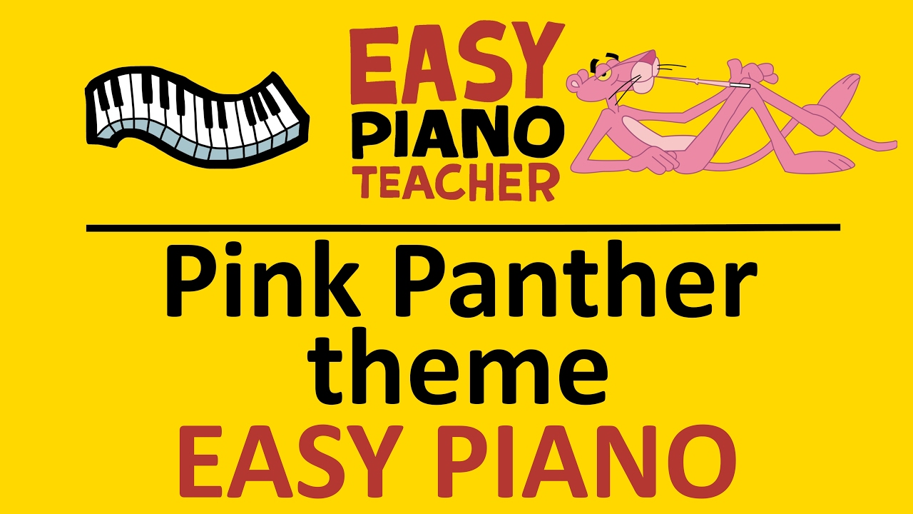 Easy piano songs how to play pink panther theme by henry mancini easy piano songs how to play pink panther theme by henry mancini keyboard tutorial note by note malvernweather Choice Image
