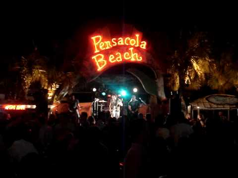 Bon Jovi at Pensacola Beach