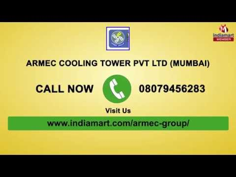 Cooling Tower And Spares By Armec Cooling Tower Pvt Ltd, Mumbai