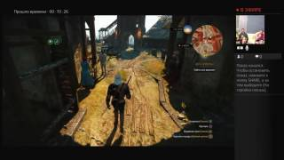 Witcher 3 тут ебут козу