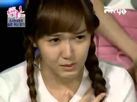 Sunny, Yuri (SNSD) suýt