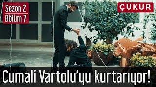 Çukur 2.Sezon 7.Bölüm - Cumali Vartolu'yu Kurtarıyor!