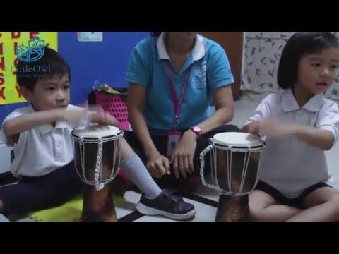 Little Owl Preschool Daycare Jakarta Indonesia