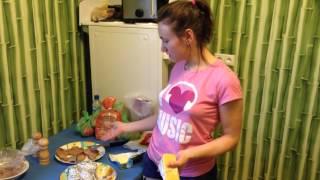Супер быстрый ужин: крошка картошка по-домашнему с мясом | SHTUKENSIA