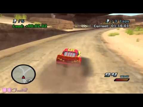 CARS   Sarge s Off Road Challenge   Disney   Pixar   Movie Game   Walkthrough #9    PC GAME |