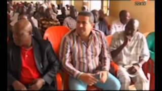 San Pedro: le ministre, Jean Louis Billon rencontre les acteurs du commerce