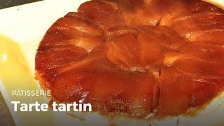 Patisserie Facile : La Tarte Tatin - Recette Facile - Hd
