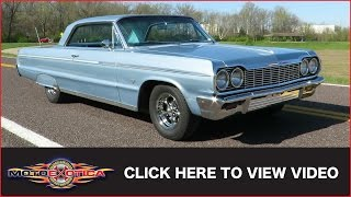 1964 Chevrolet Impala SS (SOLD)