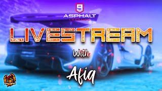 Asphalt 9 Livestream #51 with Afiq: Volkswagen W12/ Classic MP Season