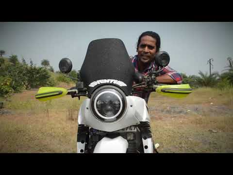 Way2speed Modified Royal Enfield Himalayan - Adventure tourer   Bullet Singh Boisar Vlogs