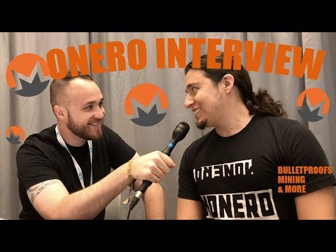 INTERVIEW WITH MONERO ABOUT BULLETPROOFS, MINING, AND UPDATES