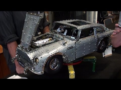 National Meccano Exhibition, Christchurch, NZ, Easter 2017
