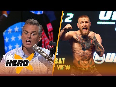 The 4 ways the Conor McGregor vs Floyd Mayweather fight could end | THE HERD