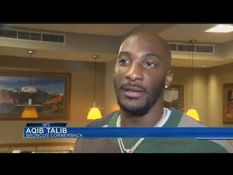 Broncos visit Peterson AFB, NORAD in trip to the Springs