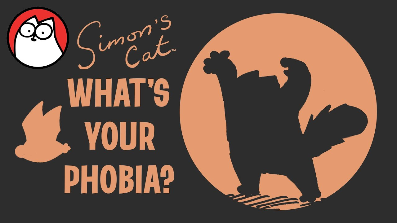 WHAT'S YOUR PHOBIA?