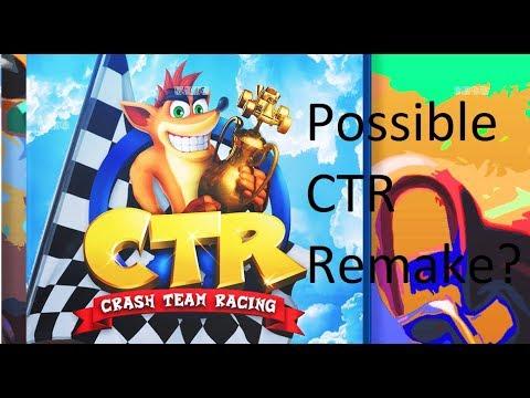 a possible crash team racing remake   stevenson2000