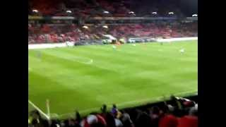 CONCACAF Toronto FC 37′ Free Kick Goal by Miguel Angel Aceval vs Santos Leguna