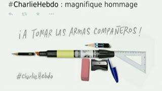 Charlie Hebdo: La respuesta de los caricaturistas