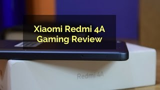 Xiaomi Redmi 4A (2GB) Review Videos