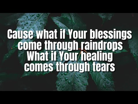 Blessings | Laura Story