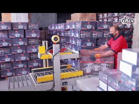 """""""مجموعة الزنوكي"""" مصنع زينوكس لتصنيع الاواني من اجود خامات الاستانلس 18/10"""