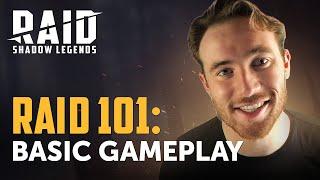 Raid: Shadow Legends | Raid 101 | Basic Gameplay And Review
