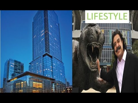 Shahid Khan Net Worth, Education, Salary, Lifestyle, Early Life, Houses