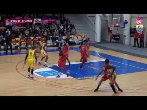 Basket SVBD vs AIX MAURIENNE