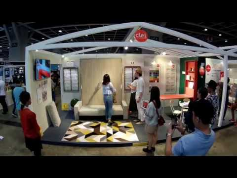 Clei Transformable Furniture @ in-home Expo 2018
