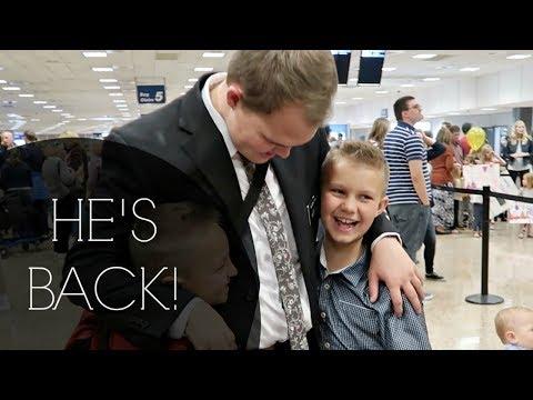 HE'S BACK!