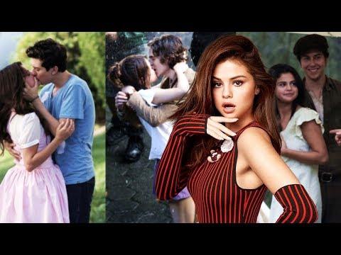 All Selena Gomez Kisses Scenes (NEW)