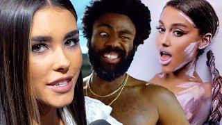 Madison Beer Talks Childish Gambino, Ariana Grande, Aretha Franklin Inspiration | Hollywoodlife