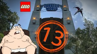 Let's Play - LEGO: Jurassic World - Story - Folge 13 - Deutsch / German Gameplay