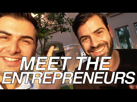 START A COMPANY IN DUBAI! #MeetTheEntrepreneurs #8