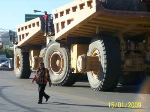 Camiones mineros caterpillar precio
