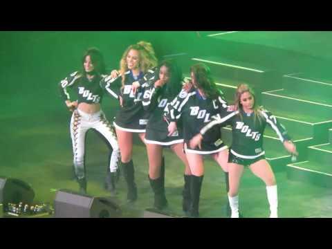 Fifth Harmony - That's My Girl/Sledgehammer/Bo$$/Flex (Jingle Ball 2016, Tampa)