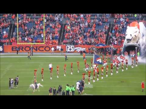 Denver Broncos Sports Authority Field at Mile High 2015