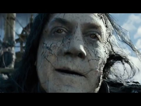 Pirates of the Caribbean 5: Dead Men Tell No Tales | official japanese trailer #2 (2017)