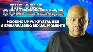Hooking Up w/ Krystal Bee & Embarrassing Sexual Moments | The Cruz Conference